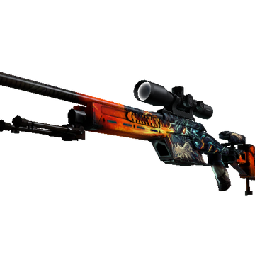 SSG 08 - Dragonfire