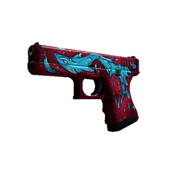 Glock-18 - Water Elemental