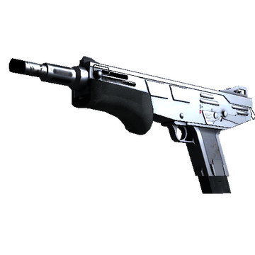 MAG-7 - Silver