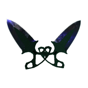 Shadow Daggers - Doppler